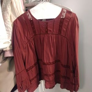 Aritzia Wilfred blouse size M in EUC